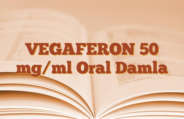 VEGAFERON 50 mg/ml Oral Damla