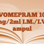VOMEPRAM 10 mg/2ml I.M./I.V. ampul