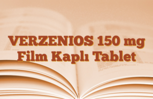 VERZENIOS 150 mg Film Kaplı Tablet