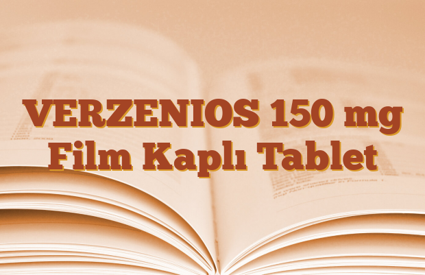 VERZENIOS 150 mg Film Kaplı Tablet