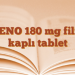 ZENO 180 mg film kaplı tablet