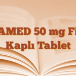 VİAMED 50 mg Film Kaplı Tablet