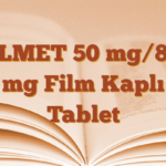 VİLMET 50 mg/850 mg Film Kaplı Tablet